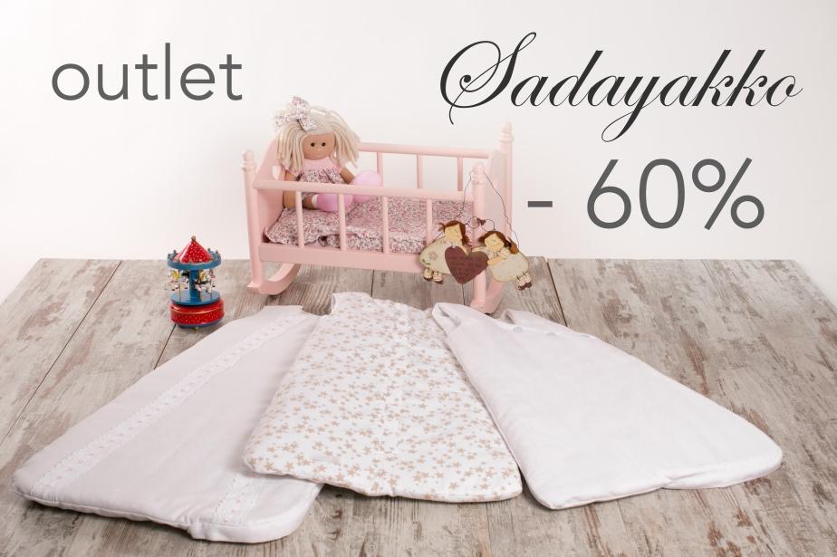 outlet sacos de dormir bebe sadayakko 2